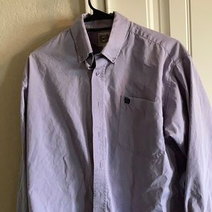 Men's Cinch long sleeve shirt